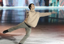 2018 - Zürich, Art On ice, Stéphane Lambiel
