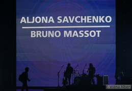 2018 - Zürich, Art On ice, Aljona Savchenko and Bruno Massot
