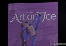2018 - Zürich, Art On ice