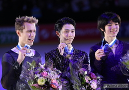 2018 - Helsinki, Grand Prix SP FP Men