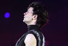 2019 - Music on Ice, Bellinzona, Stéphane Lambiel,  11.1