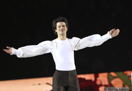 2019 - Davos, Art On Ice, Stéphane Lambiel 15/16.2