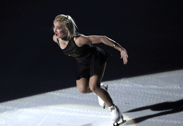 2019 - Davos, Art On Ice, Aljona Savchenko and Bruno Massot 15/16.2