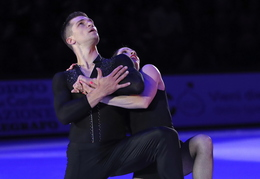 2019 - Bol On Ice Nicole Della Monica and Matteo Guarise